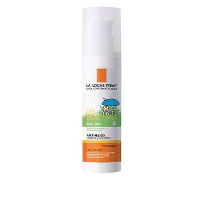 Anthelios Protector Solar Leche Bebé SPF50+ 50 ml