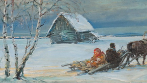 Сказка Морозко (изложение А.Афанасьева)