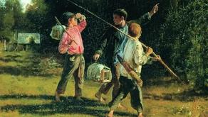 Наказывать можно только своих (автор А. Шевцов)