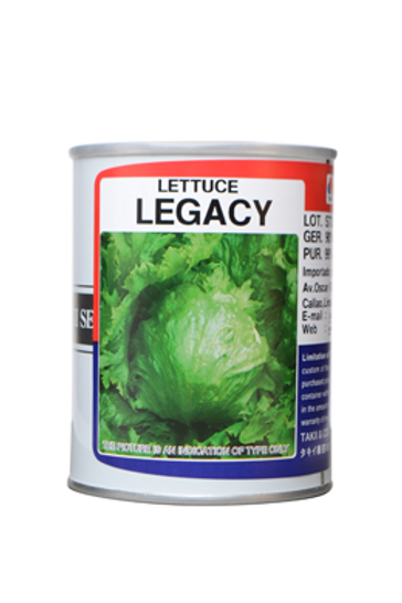 LECHUGA LEGACY