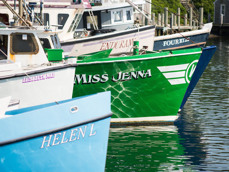 Hooked on a Love of the Sea at Meet the Fleet