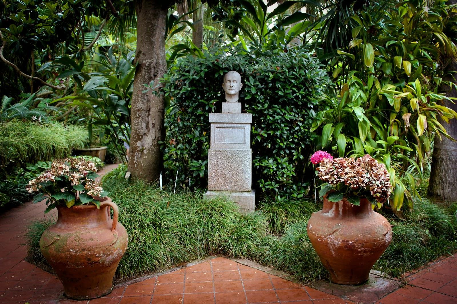 Bust de Carl Faust