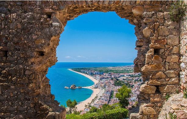Blanes - Castell Sant Joan