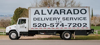 Alvarado Delivery Service Tucson Arizona