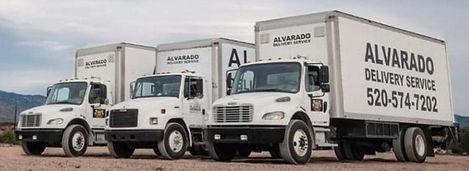 Alvarado Delivery Fleet