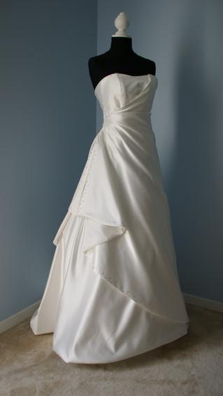 Une robe transformable pour Julie