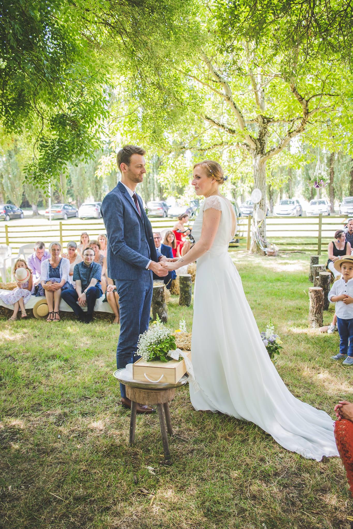 Livraison robe de mariée