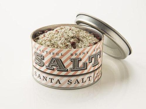 Beautiful Briny Sea Santa Salt