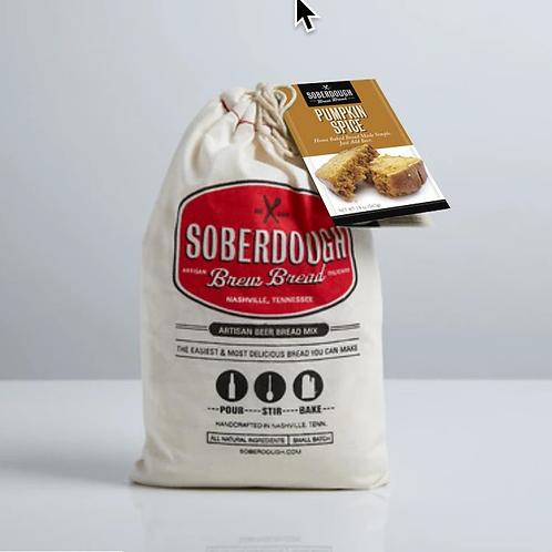Soberdough Pumpkin Spice Bread Mix