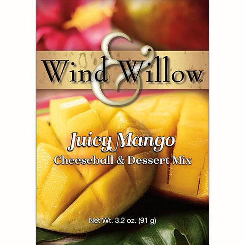 Wind & Willow Juicy Mango Cheese ball Dip Mix