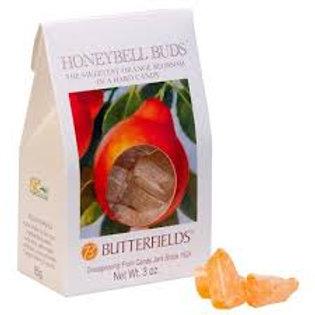 Butterfields Hard Candy-Honeybell Orange Blossom Buds 3oz