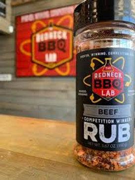 Redneck BBQ Lab Beef Rub