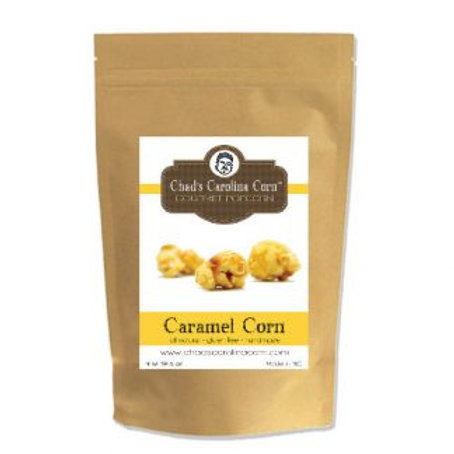 Chad's Carolina Corn Caramel Corn