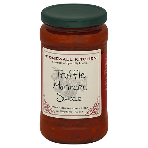 Stonewall Kitchen Truffle Marinara Sauce, 17.75oz