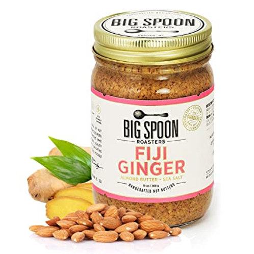 Big Spoon Roasters Figi Ginger Nut Butter