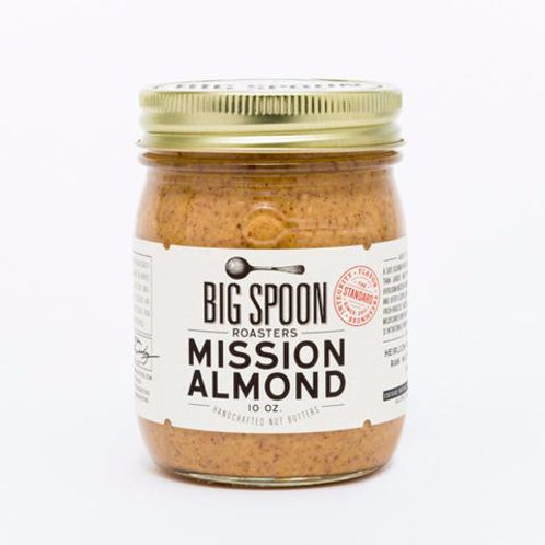 Big Spoon Mission Almond Butter