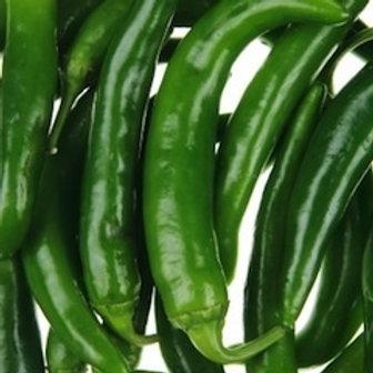 Baklouti Green Chile Fused Olive Oil