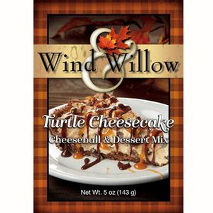 Wind & Willow Turtle Cheesecake Cheeseball Mix