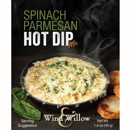 Wind & Will Spinach Parmesan Hot Dip Mix