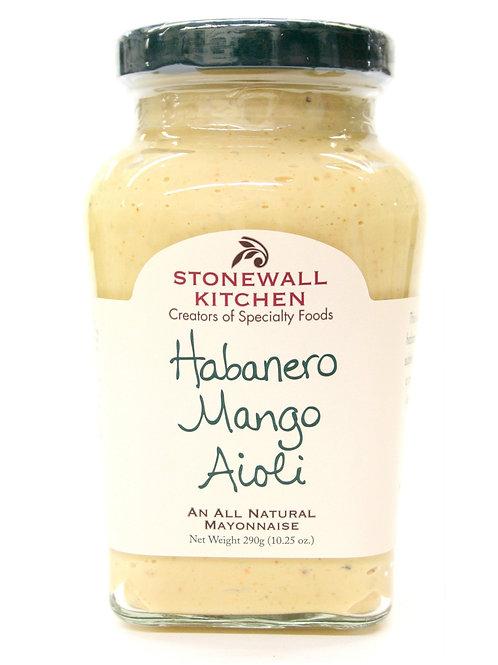 Stonewall Kitchen Habanero Mango Aioli, 10.25oz