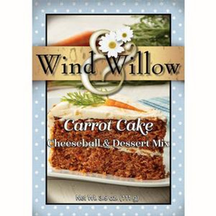 Wind & Willow Carrot Cake Cheeseball Mix
