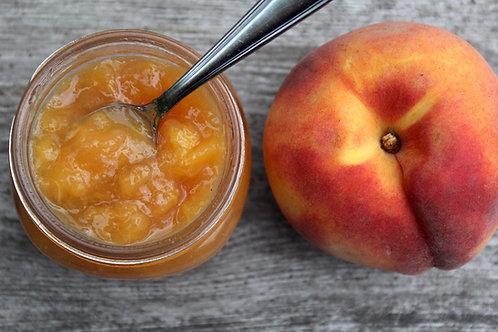 Brandied Peach Preserves