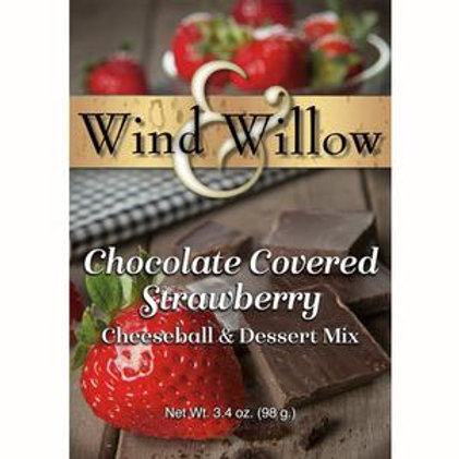 Wind & Willow Chocolate Covered Strawberry Cheeseball