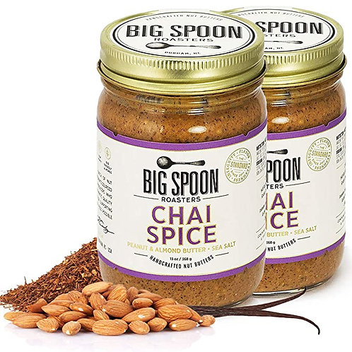 Big Spoon Chai Spice Nut Butter