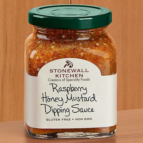 Stonewall Kitchen Raspberry Honey Mustard Dipping Sauce, 12.5oz