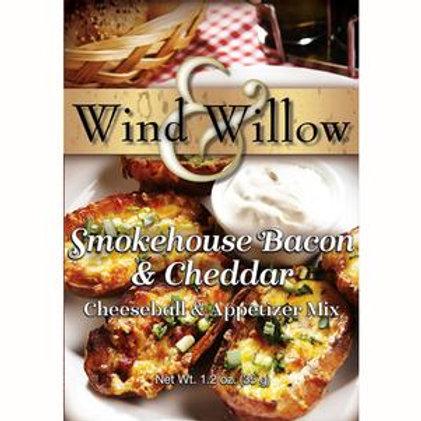 Wind & Willow Smokehouse Bacon & Cheddar Cheeseball Mix