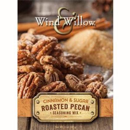 Wind & Willow Cinnamon Sugar Pecan Seasoning Mix