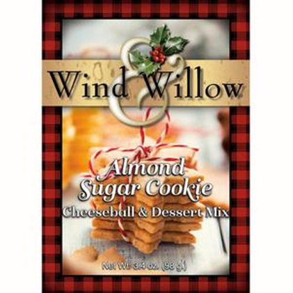 Wind & Willow Almond Sugar Cookie Cheeseball MIx