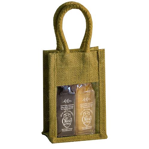 Bella Vita Oj2 Green 2 Pack Sampler Bag