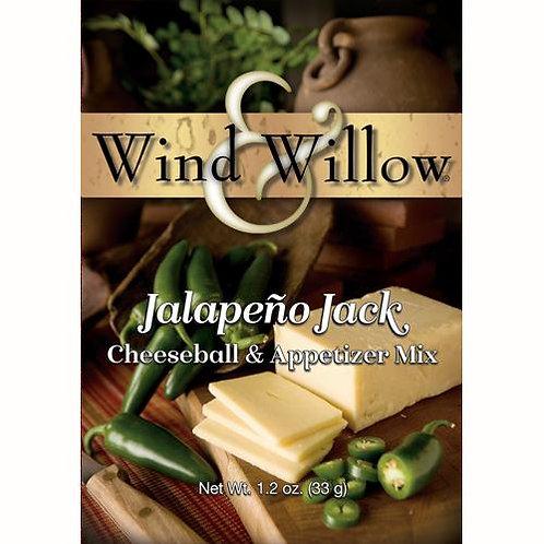 Wind & Willow Jalapeno Jack Cheeseball