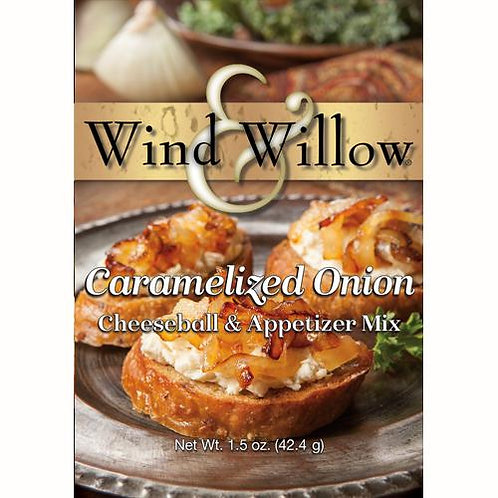 Wind & Willow Caramelized Onion Cheeseball Mix