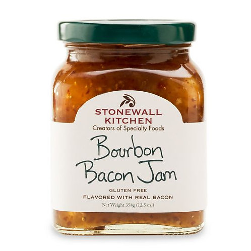Stonewall Kitchen Bourbon Bacon Jam, 12.5oz