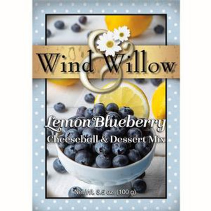 Wind & Willow Lemon Blueberry Cheeseball Mix