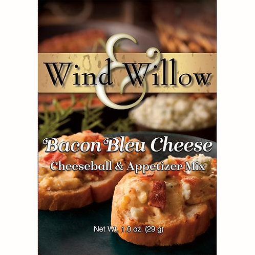 Wind & Willow Bacon Bleu Cheeseball Mix