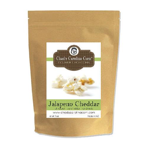 Chad's Carolina Corn Jalapeno Cheddar Popcorn