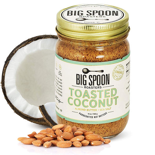 Big Spoon Roasters Toasted Coconut Nut Butter