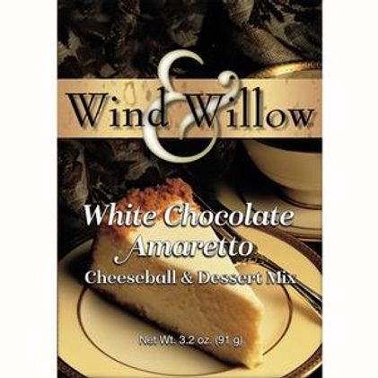 Wind & Willow White Chocolate Amaretto Cheeseball Mix