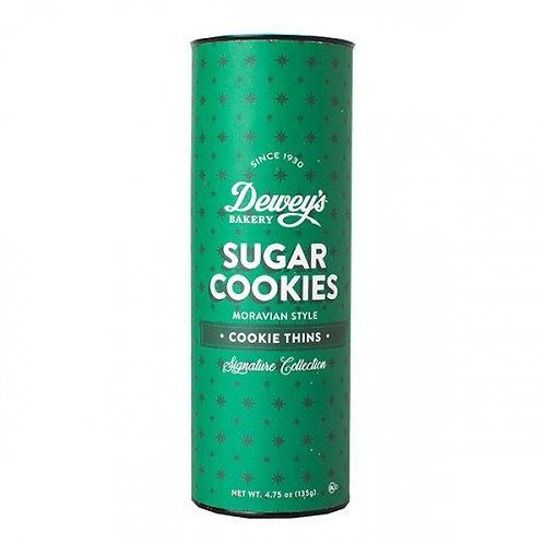 Deweys Bakery Moravian Sugar Cookies