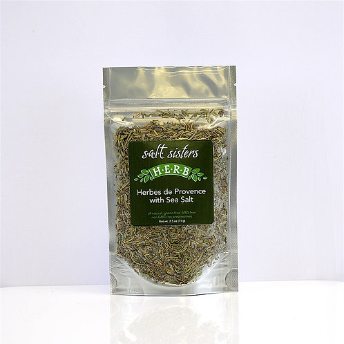 Salt Sisters Herbs De Provence Seasoning Mix