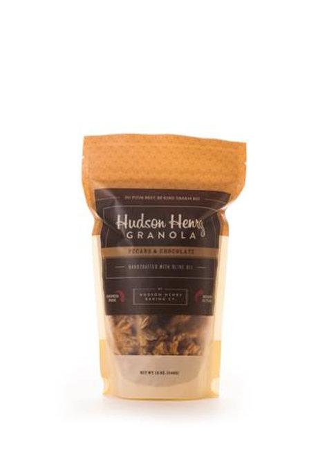 Hudson Henry Pecans & Chocolate Granola
