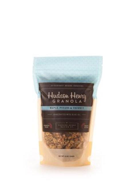 Hudson Henry Maple, Pecans, & Coconut Granola