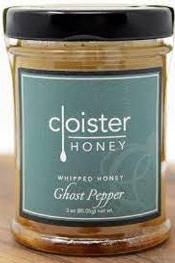 Cloister Whipped Honey Ghost Pepper-3oz