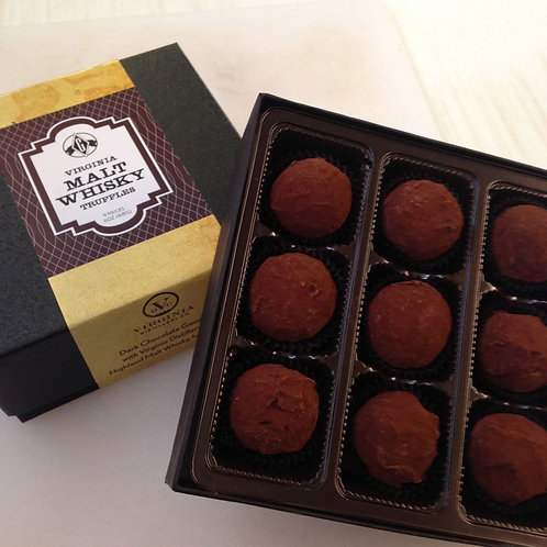 Gearharts Whiskey Truffles