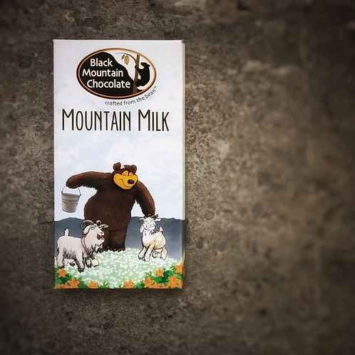 Black Mountain Milk Chocolate Bar
