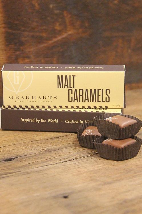 Gearharts Malt Caramels