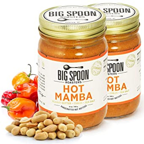 Big Spoon Roasters Hot Mamba Nut Butter
